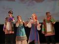 «Чубчик кучерявый», множество старинных песен и задорных танцев подарил педагогам фольктеатр «Забайкалье»